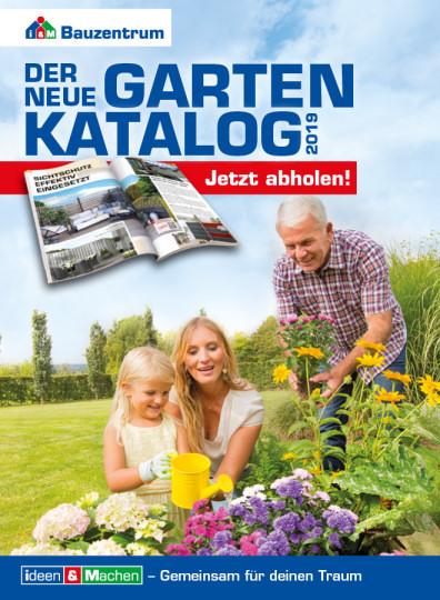 Bauzentrum Mittenwalde Gartenkatalog