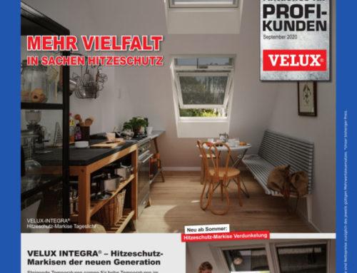 VELUX – für angenehm kühle Räume unterm Dach