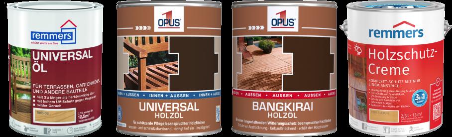 Sichtschutz aus Holz Produkte